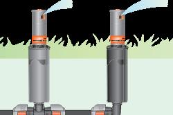 роторная система для полива