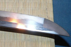 Хорошо отшлифованный нож