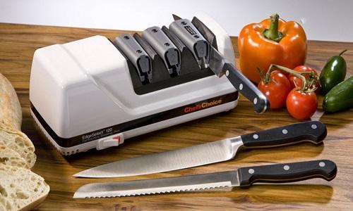Необходимость заточки керамических ножей в домашних условиях