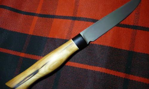 Как сделать выкидной нож своими руками - видео урок