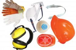 Средства индивидуальной защиты при работе с бензопилой